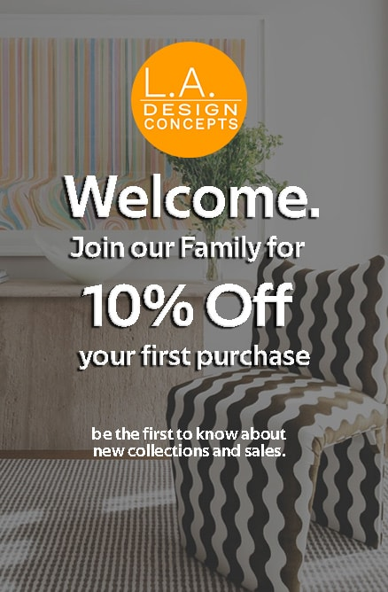 Sign up for 10% off fabric and wallpaper sale