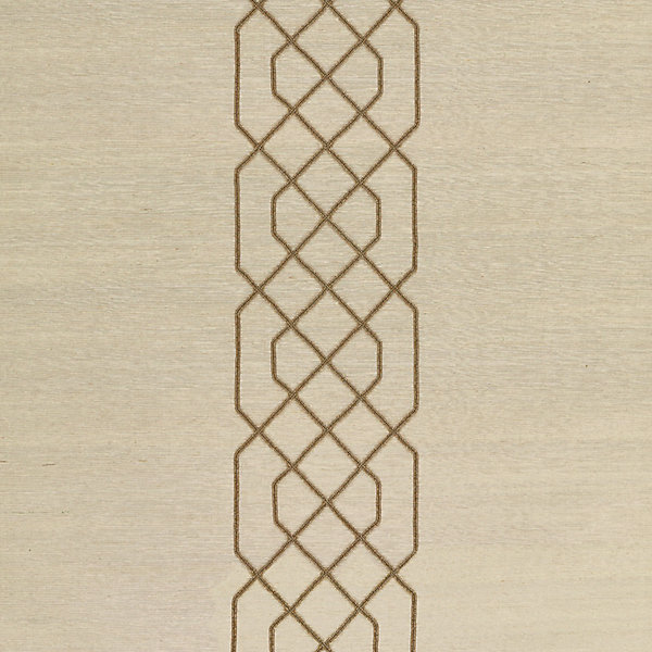 Adelaide Beaded Sisal - burnished gold