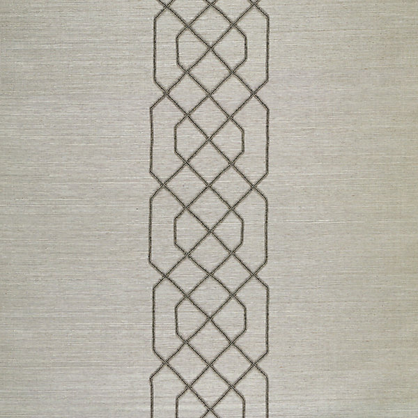 Adelaide Beaded Sisal - pewter