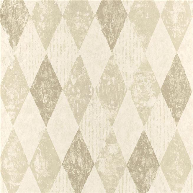 Arlecchino -parchment