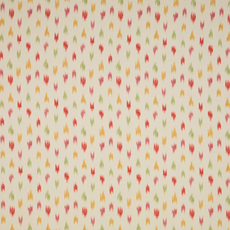 Bombay Ikat - red pink
