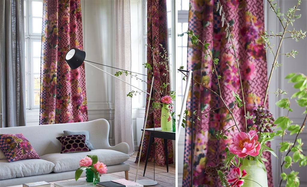 designers guild jaipur rose fabrics
