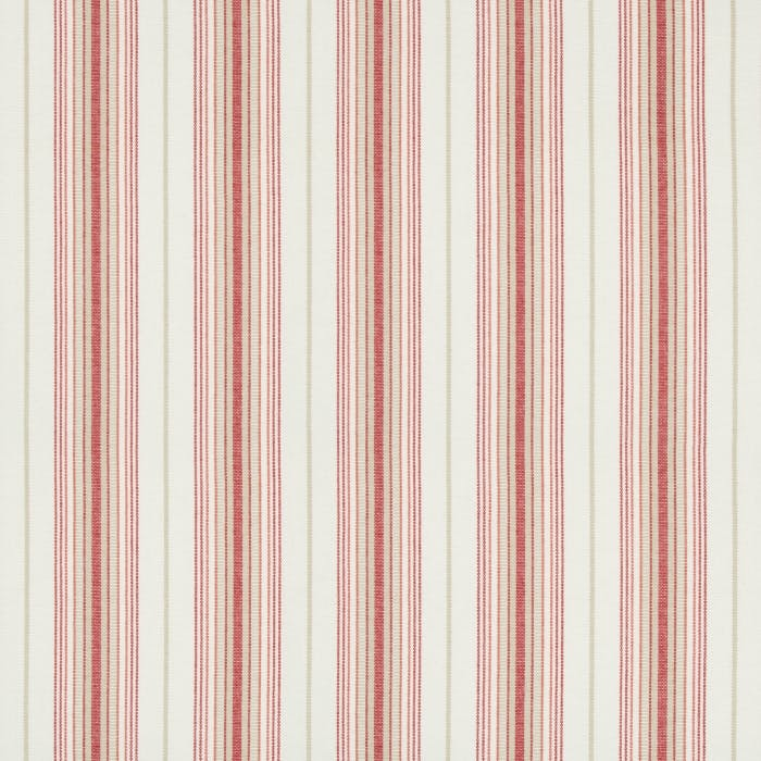 Cassis Stripe - red