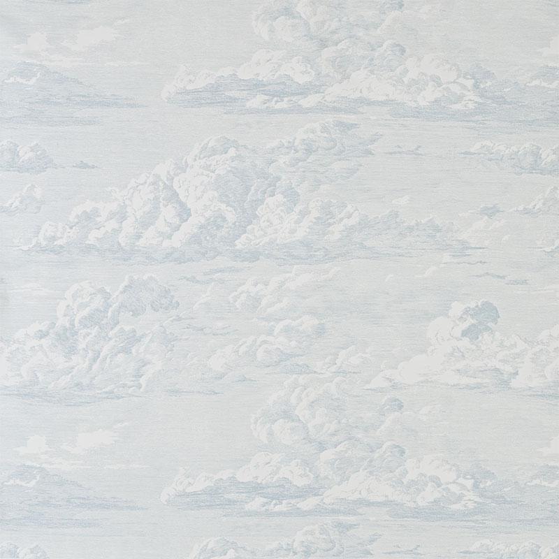 cloud toile mineral schumacher wallpaper