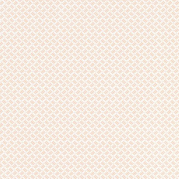 Dash & Dot Print - lemonade pink