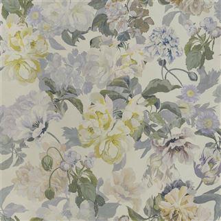 Delft Flower - pewter