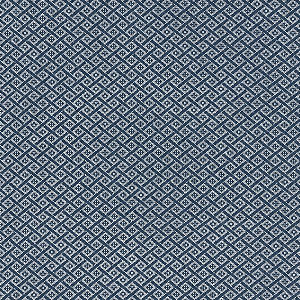 Diamante Matelasse - navy