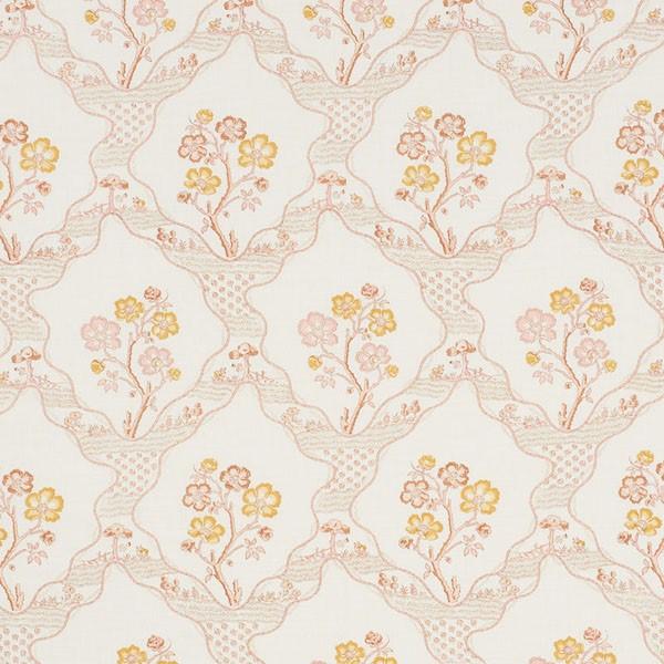 Marella - Spice - Schumacher fabric