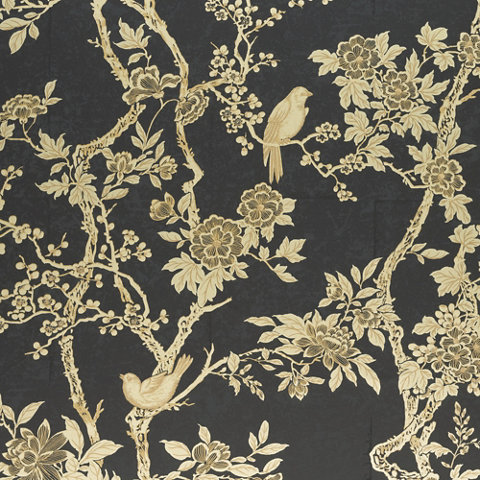 Marlowe Floral - Gilded Lacquer