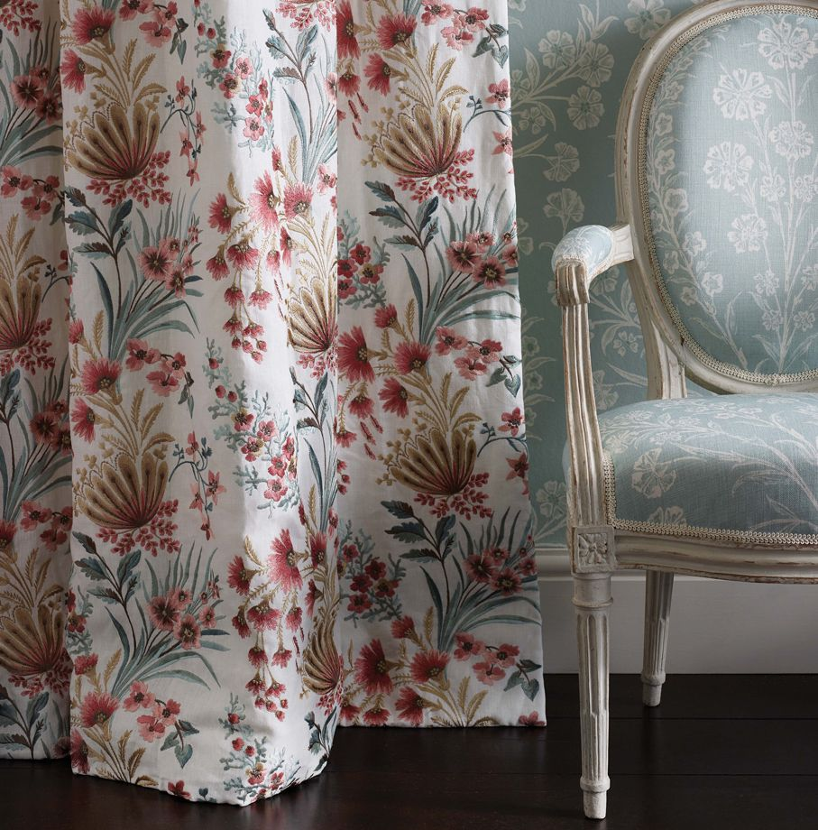 Michelham - Nina Campbell Fabric