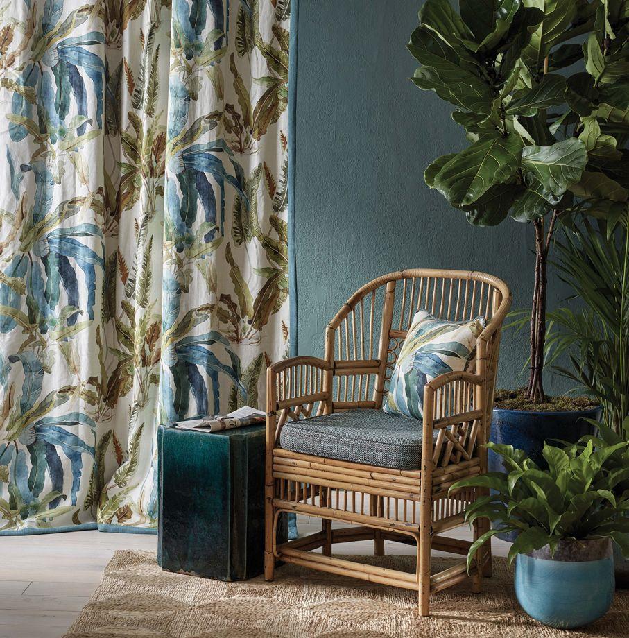 Nina Campbell Fabric Benmore