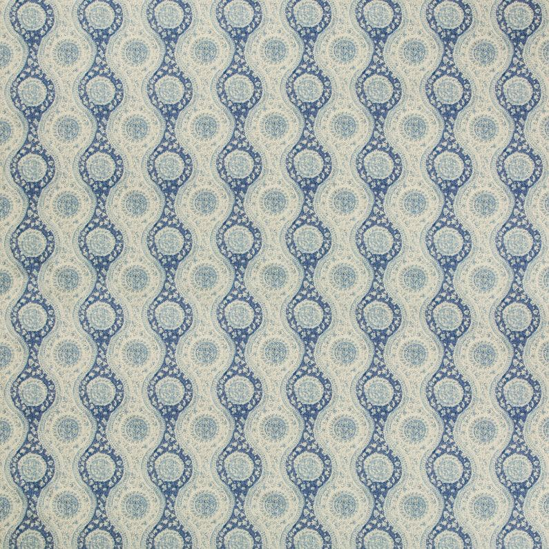 Nadari Print - Blue