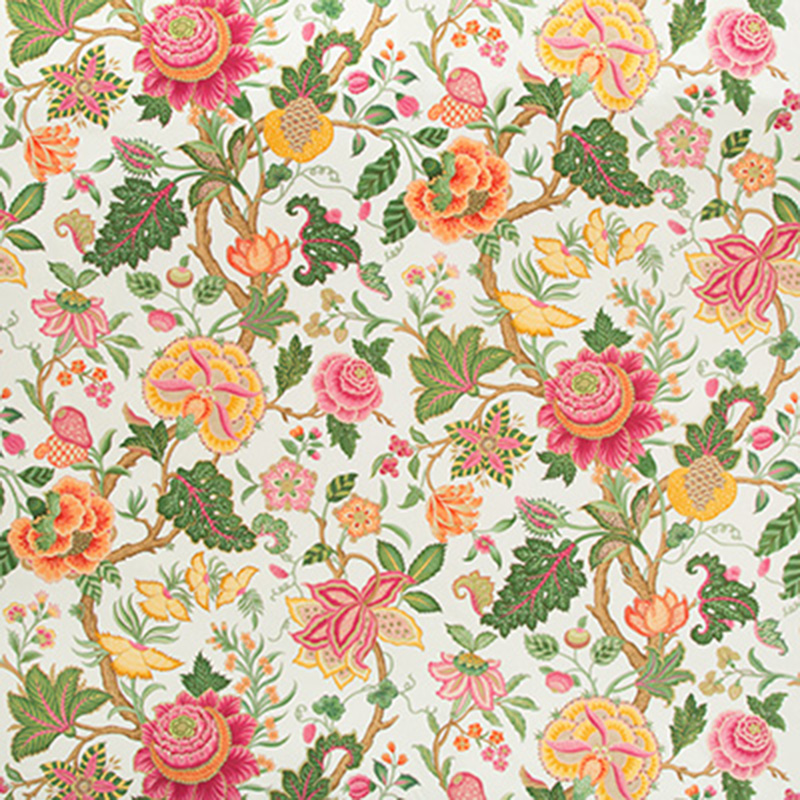Nizam Cotton Print - jewel