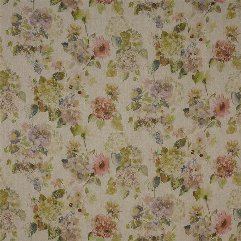 Palace Flower - linen