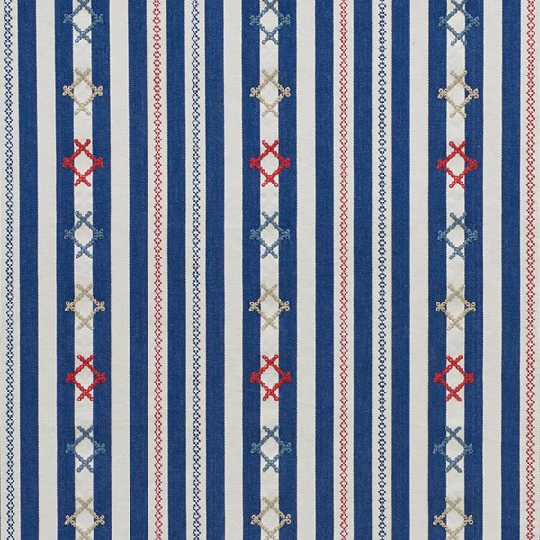 Rhodes Stripe - navy