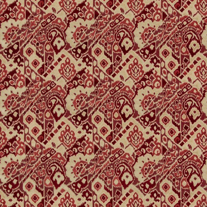 Salengro Velvet - Red