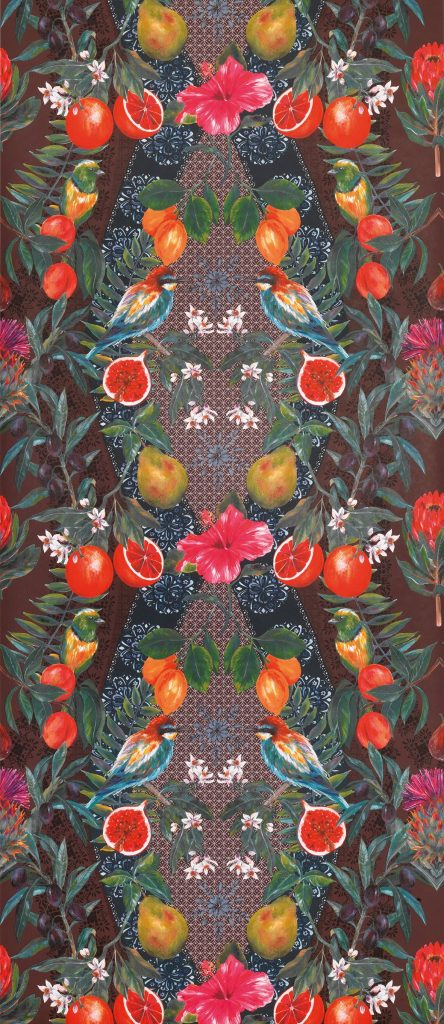 talavera osborne and little wallpaper
