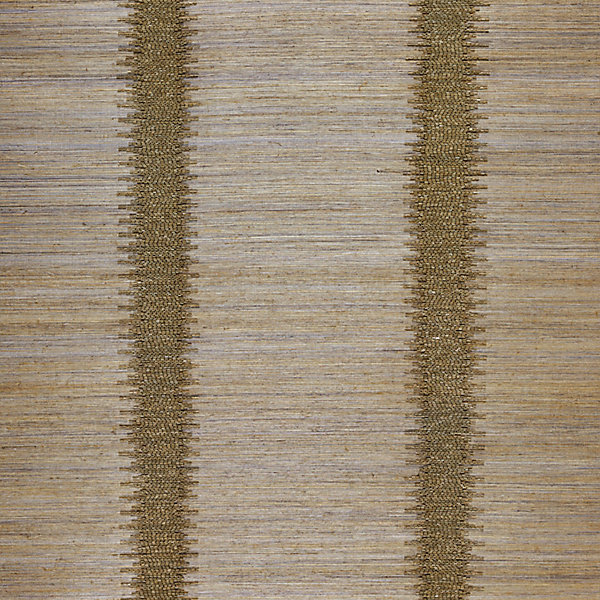Veronica Beaded Grasscloth - copper