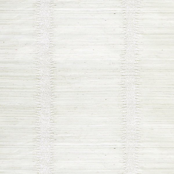 Veronica Beaded Grasscloth - glacier