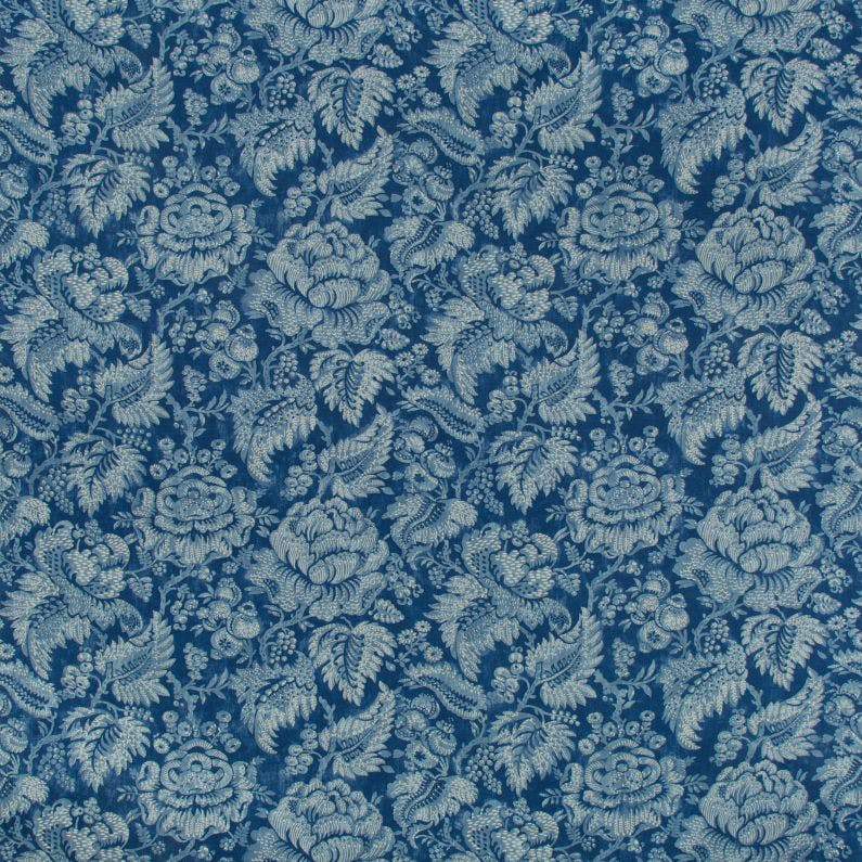 Wesserling Print -Blue