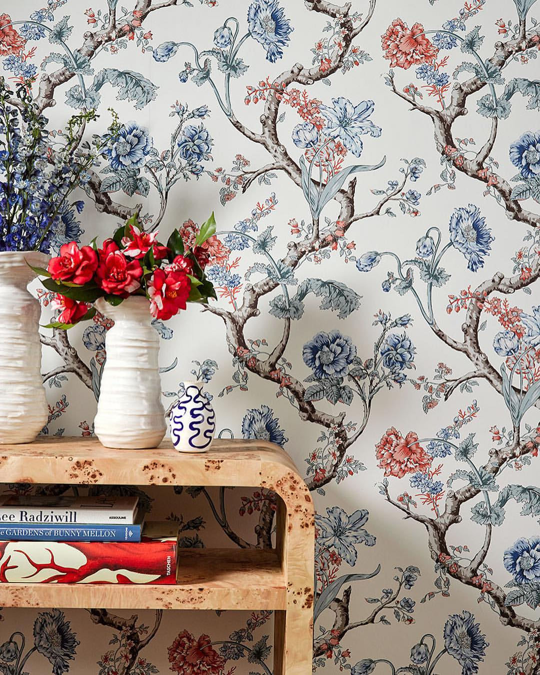 8 Ornate Wallpapers That Make Your Space A Statement L A Design