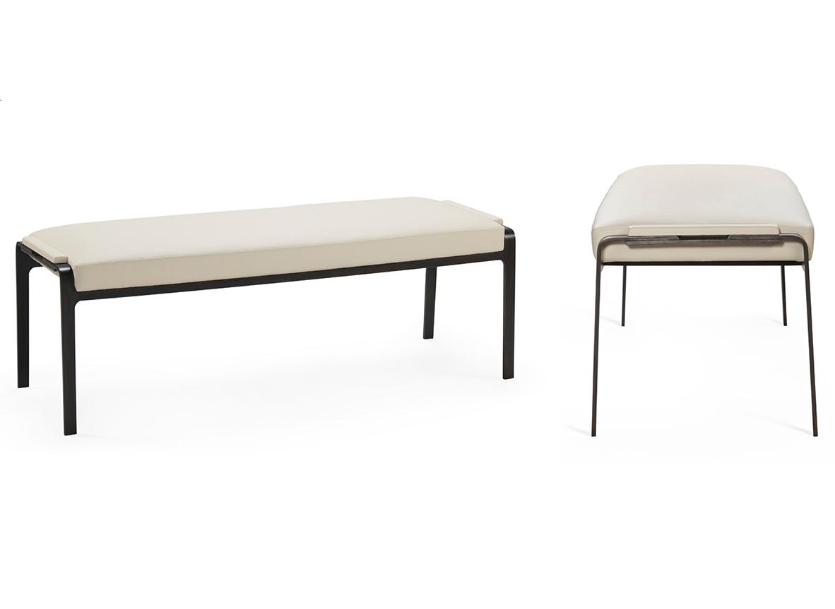 Shop Atelier Purcell Luxury Furniture Gazelle Bench