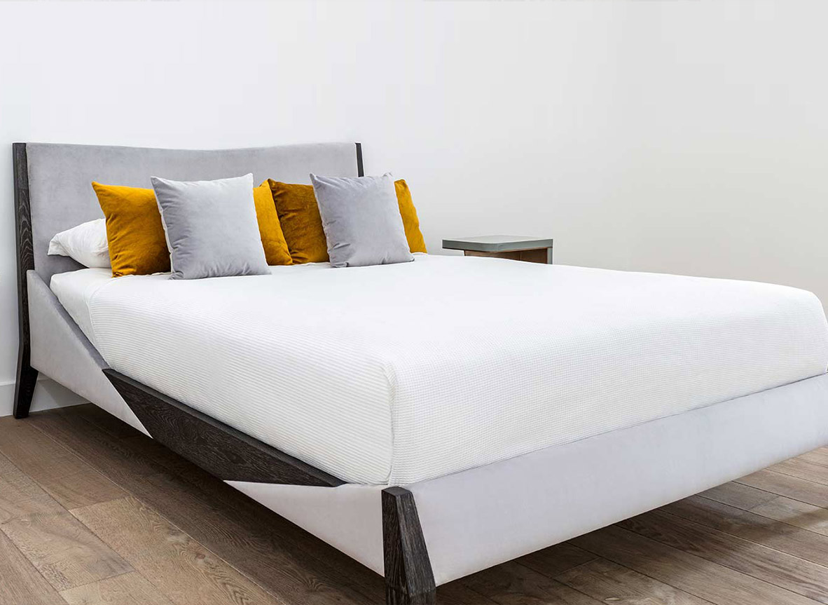 Shop Atelier Purcell Luxury Furniture Bias Bed
