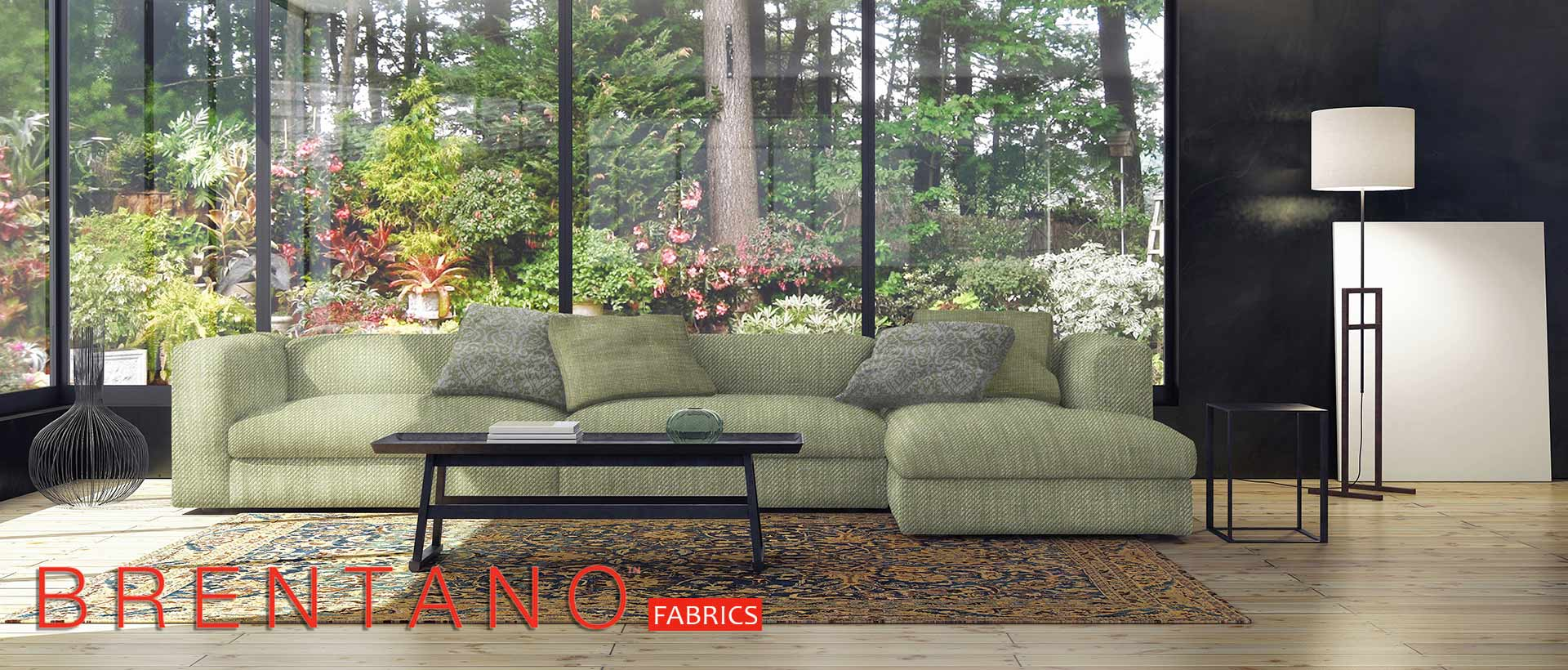 Shop Brentano Fabric Collections
