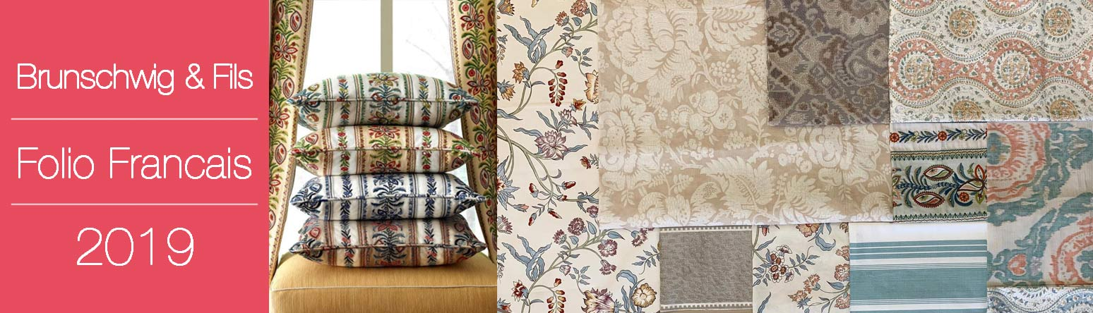 Brunschwig And Fils Fabric Folio Francais Collection