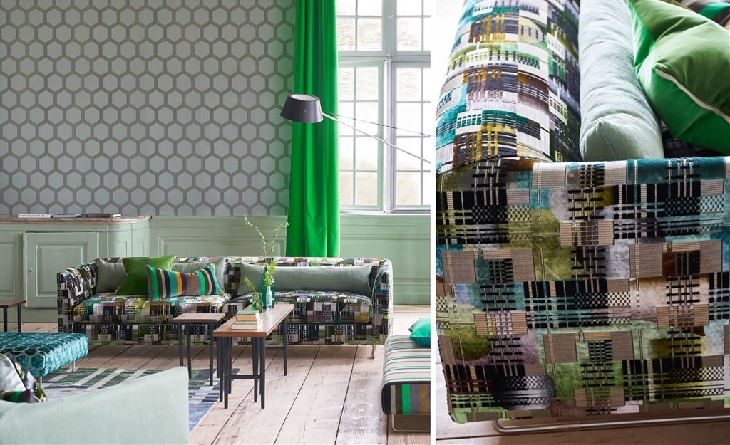 Designers Guild Fabric Chandigarh Collection L A Design Concepts