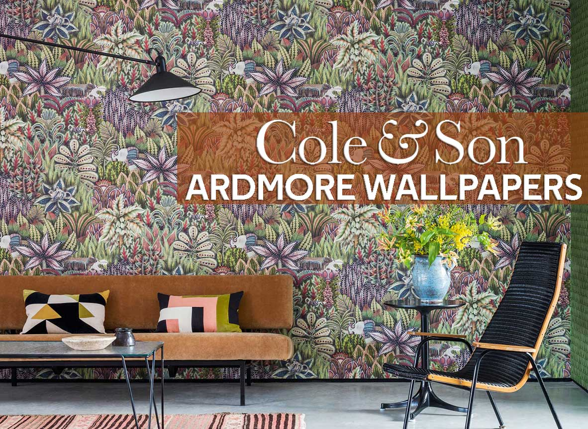 Shop Cole And Son Wallpaper Ardmore Collection