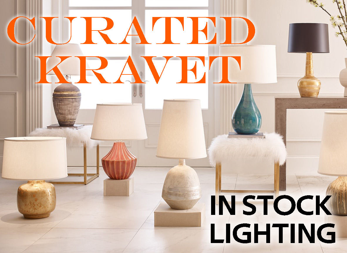Shop In Stock Lighting Curated Kravet