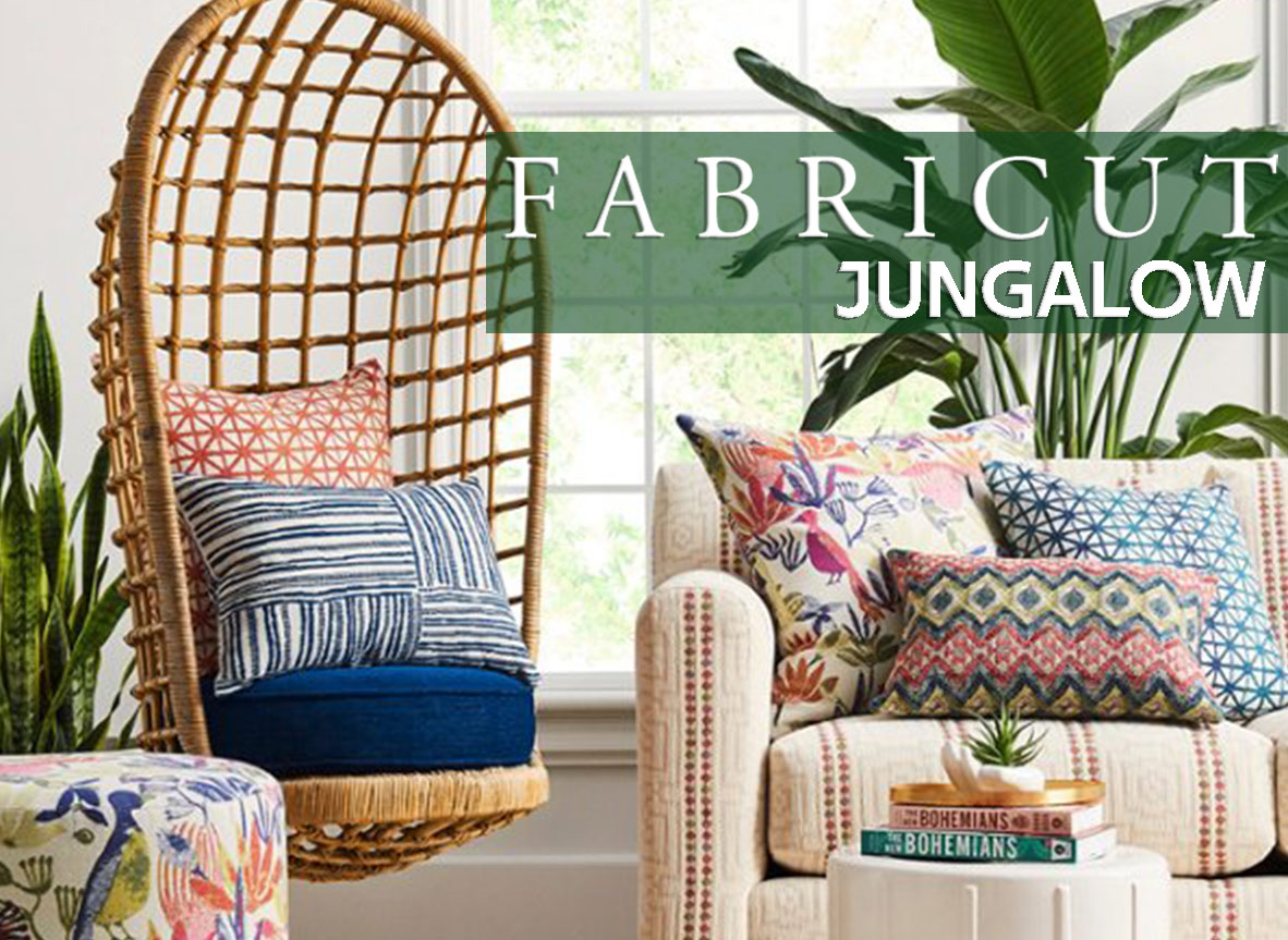 Shop Fabricut Fabric Jungalow