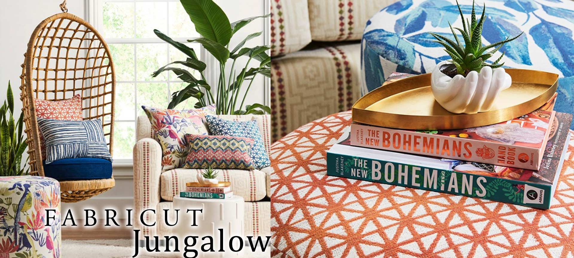 fabricut fabric jungalow collection