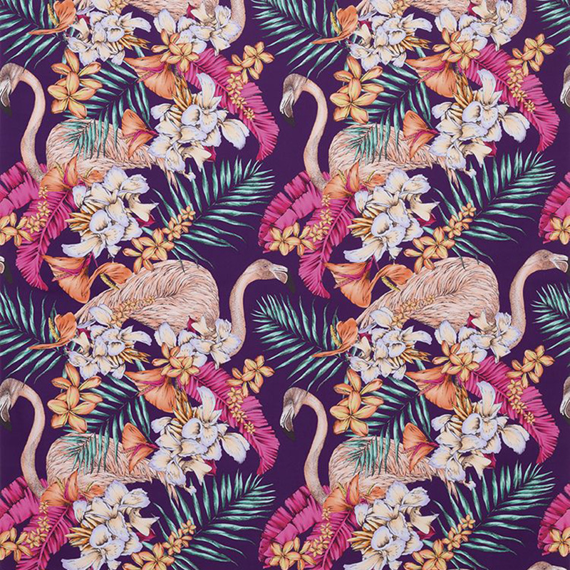 flamingo club 6 matthew williamson fabric