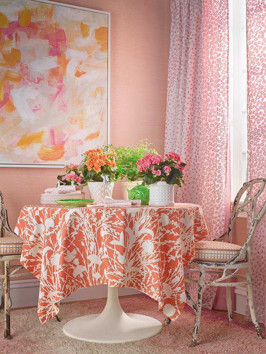 Grey Watkins - Scalamandre - Flora Fabrics