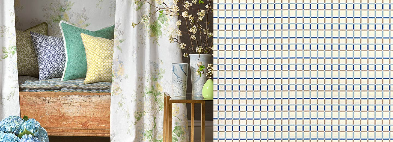 Grey Watkins Fabric