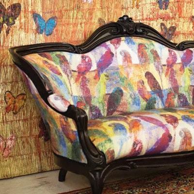Hunt Slonem Fabrics