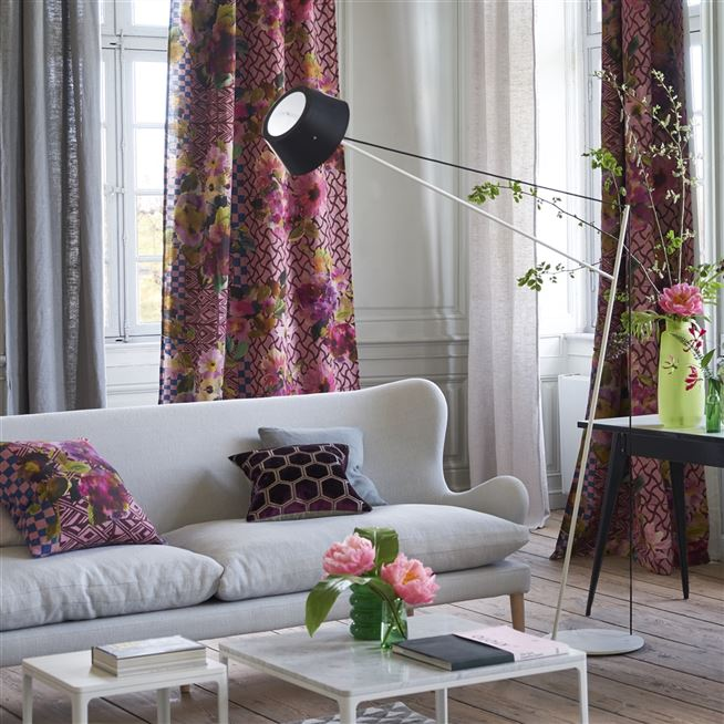 jaipur rose designers guild fabric