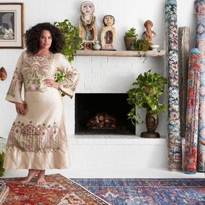 Justina Blakeney Fabrics