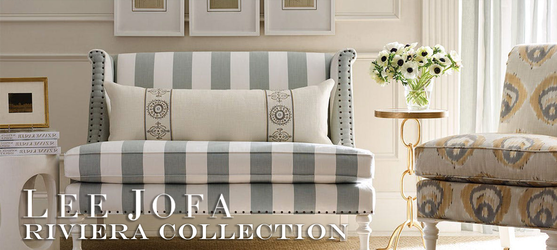 Lee Jofa Fabric Riviera Collection