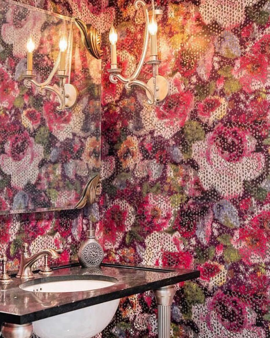 Mattiazo - Designers Guild Wallpaper