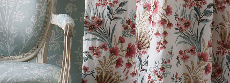 Nina Campbell Fabric