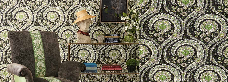 Nina Campbell Wallpaper
