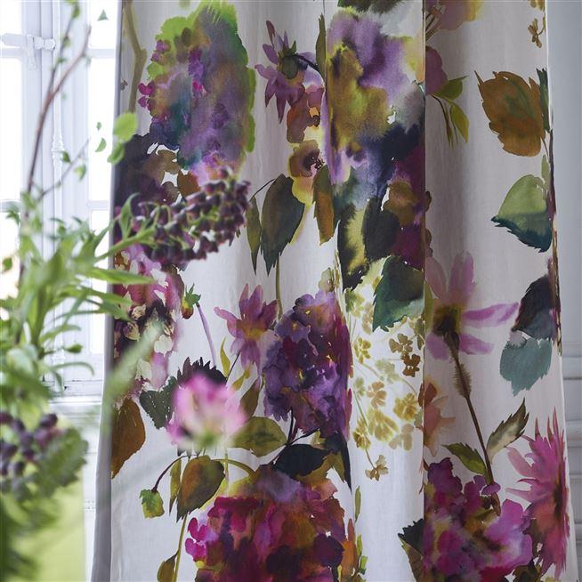 designers guild palace flower grande saffron