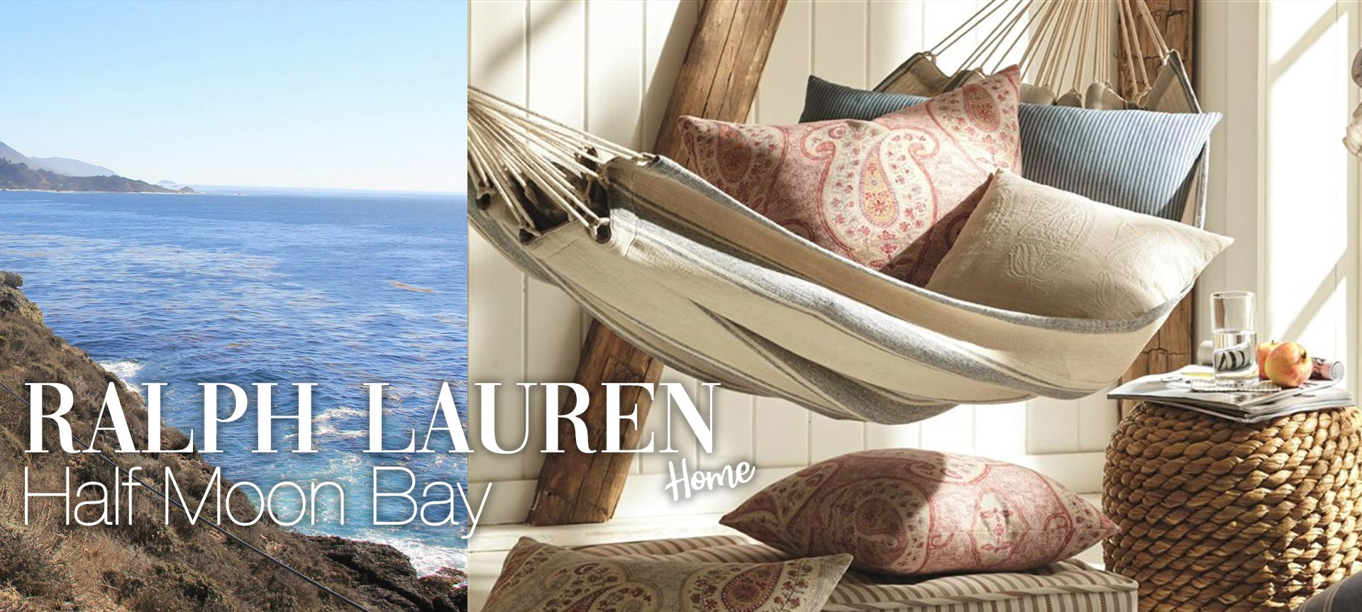 ralph lauren signature half moon bay collection