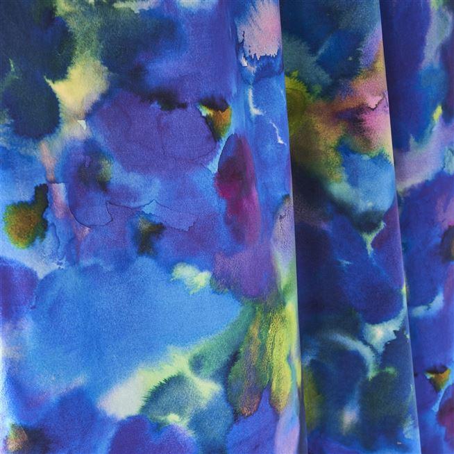 sansui cobalt designers guild fabric