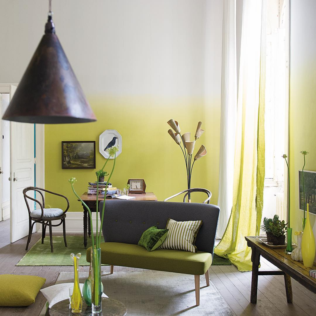 Saraille in 'Acacia' from Designers Guild