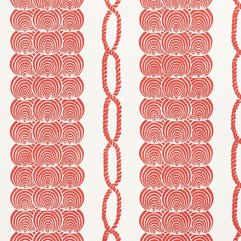 schumacher fabric coralline