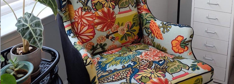 Schumacher Fabric